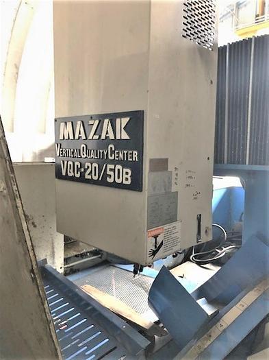 Used 1985 Mazak VQC20/50B