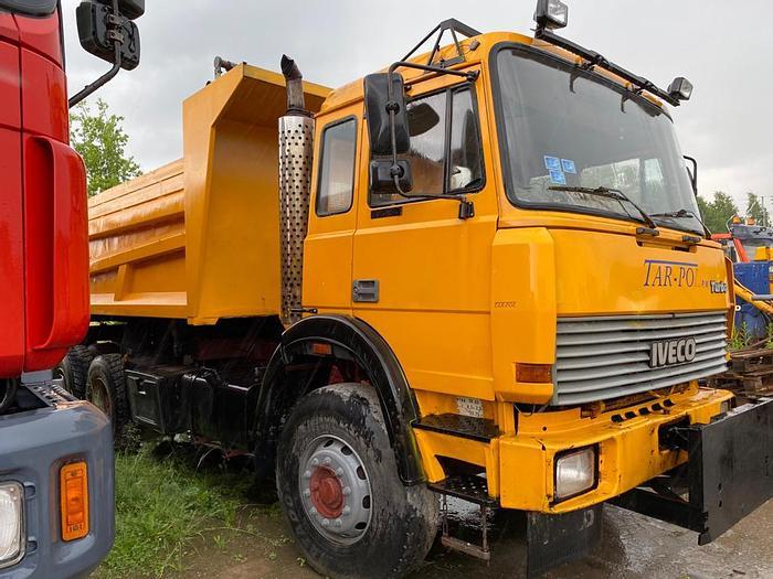 Gebruikt 1992 Iveco 330-30 6x4 KIPPER