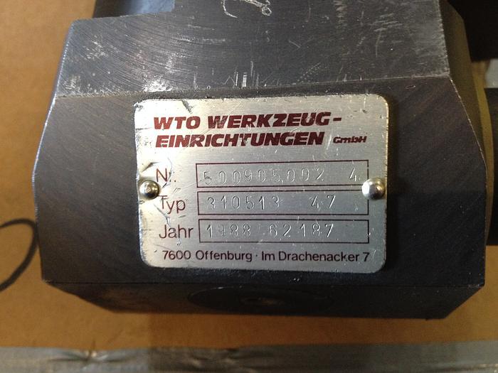 WTO TNS 30 angetr. WZ VDI 30 300630-47 62 187