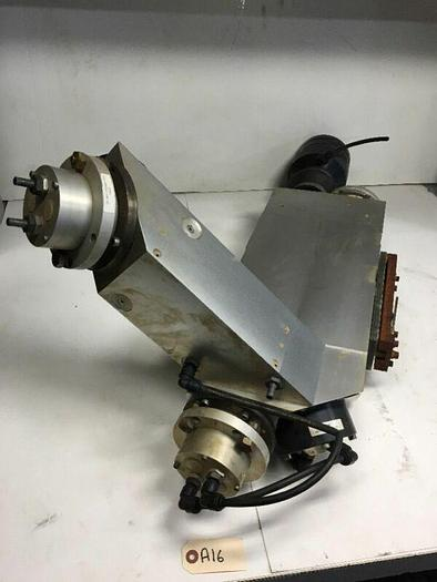 Used Trumpf L3040 Laser Housing Assembly with mirrors 246772-00-ER, 246771-01-ER