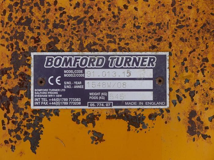 Bomford Elite Flail Mower