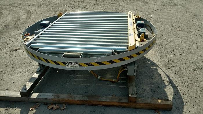 Used Westfalia Electric Turn Table