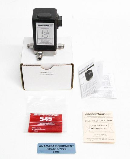 Used Proportion-Air QBS PA2276 Electroneumatic Pressure Regulator USED (6498)
