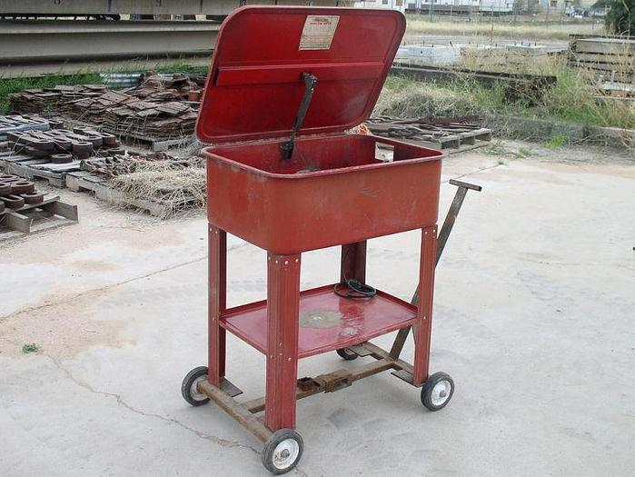 Used Portable Parts Washer