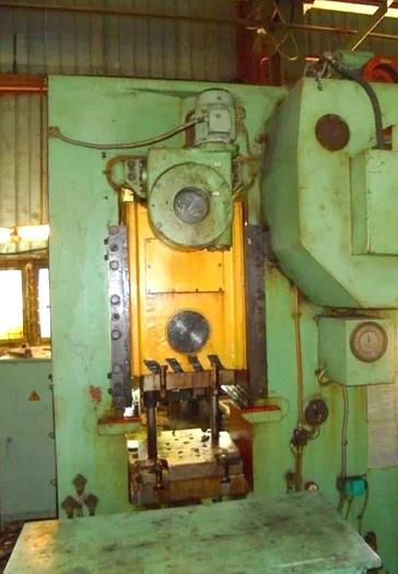 Used Press Knuckle Joint Coining