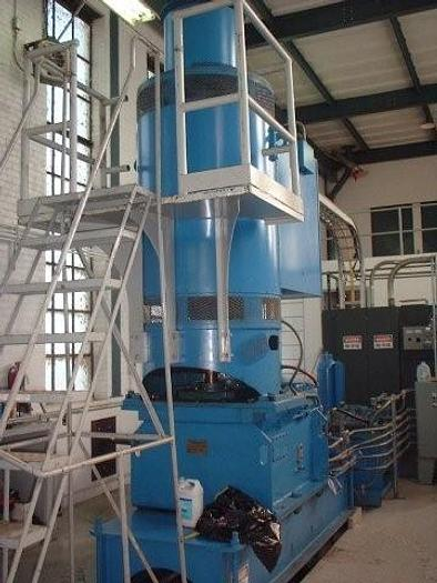 Used 500 KW Hydro-Electric Generating System; MFG 1985 by Teledyne / Kato / XTEK