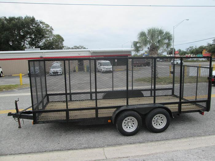Used 16' Utility Trailer