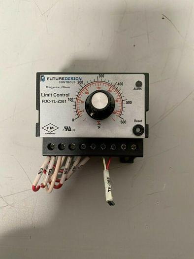 Used Future Design Controls FDC-7L-Z261