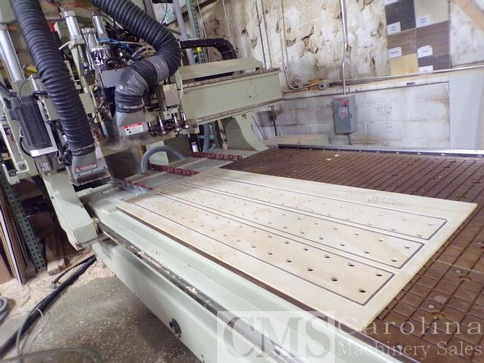 Used 2000 Andi Stratus SUP CNC Router