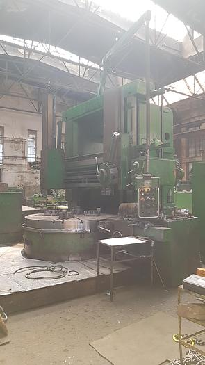 1982 VERTICAL TURNING LATHE SC2000 conventional