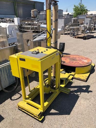 Poly-Tyzer Automatic Pallet Wrapper