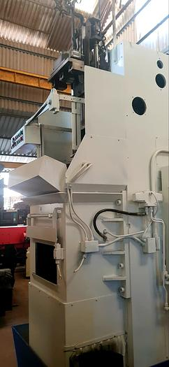 Detroit 15 ton Vertical Broaching Machine