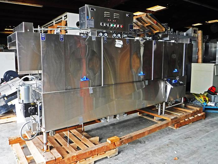NEVER USED STERO COMMERCIAL DISHWASHER, MODEL SCT-120S