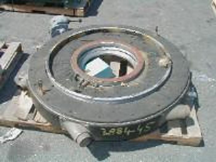 """Used 16"""" Sano used single lip air ring, rotating."""