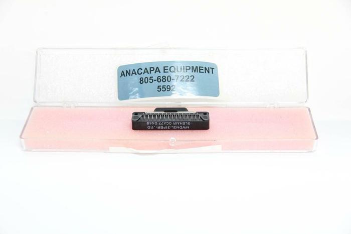 Glenair D-Sub Micro-D Connectors OCA77 0501 MWDM2L-31PBRT-