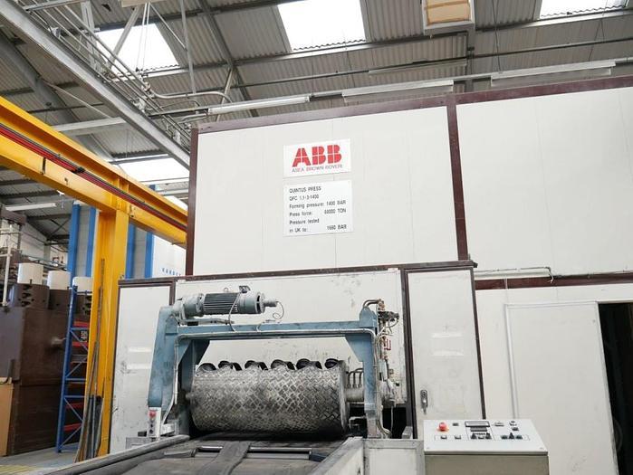 ABB Quintus fluid cell press