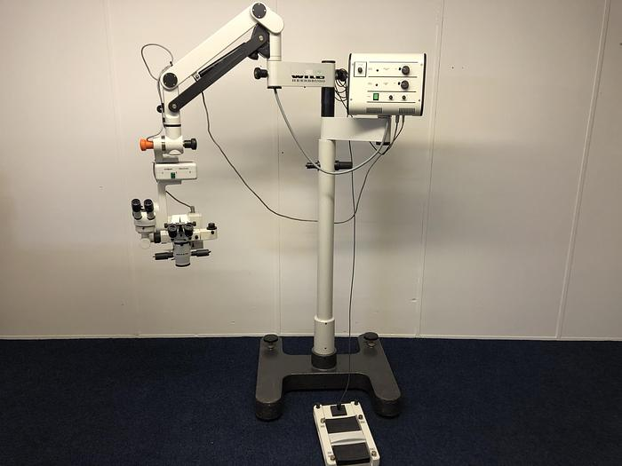 Microscope Operating Leica 690 Wild Heerbrugg
