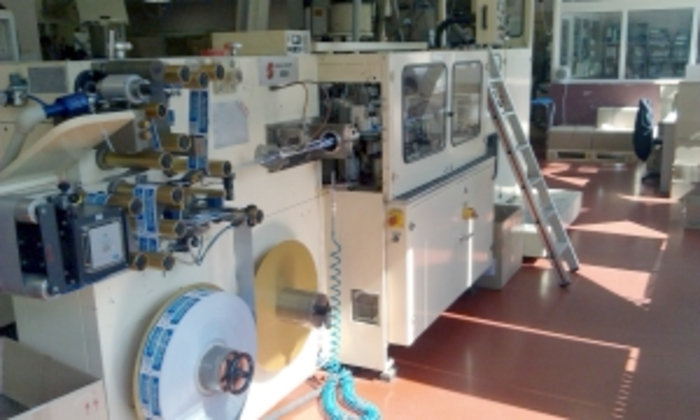 AISA Laminate Tube Manufacturing Machine