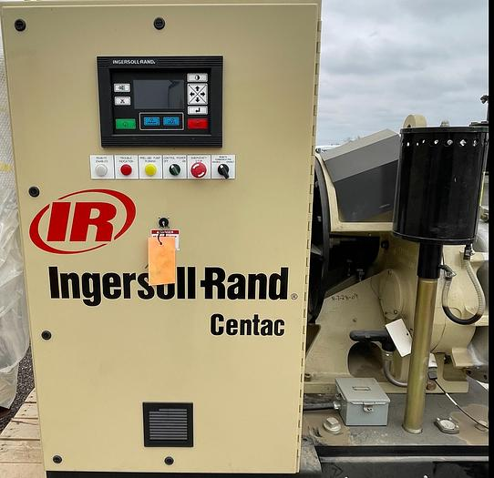 Used 2007 INGERSOLL RAND INGERSOL RAND 6CH40M1HSEHD
