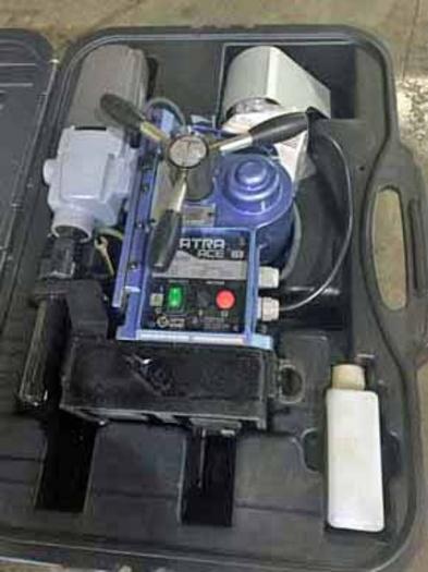 AtraAce WA-5000 Magnetic Drill, Semi-Automatic Feed-Max 2
