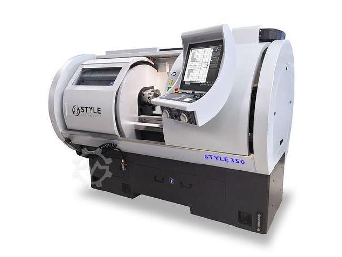 2020 STYLE Style 350x850  CNC Flachbettdrehmaschine mit Steuerung Style