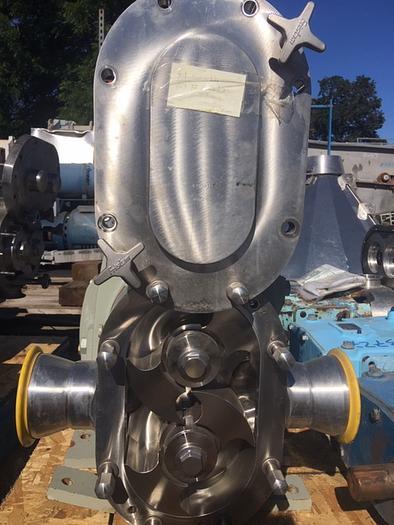 """Fristam 4"""" Positive Displacement Pump FKL 105A"""