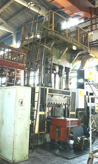 Used Press Hydraulic D2238