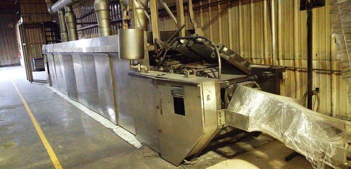 Hebenstreit 51-plate wafer oven