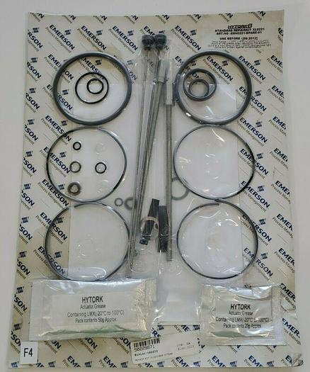 *NEW* Emerson Hytork XL0221 Standard Repair Kit for Actuator EDN0221-SPARE-
