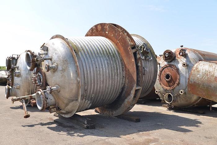Usata Reattore - Serbatoio  da 20000 Litri