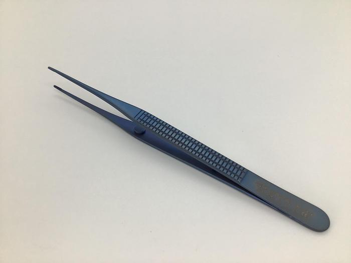 MARTIN KLS Titanium Plate Holding Forceps 150mm