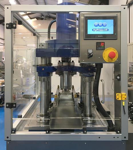 Hypress 25T Hydraulic Press