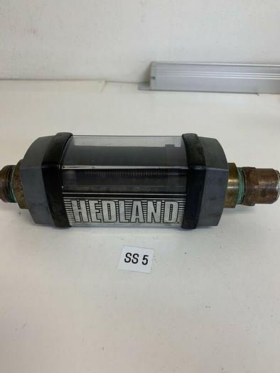 Used Hedland Flow Meter H755B-020 3500 PSI/241 Bars Max,Fast Shipping!~Warr