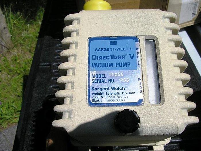Welch 8905 Direct-Drive Vacuum Rotary Vane Pump