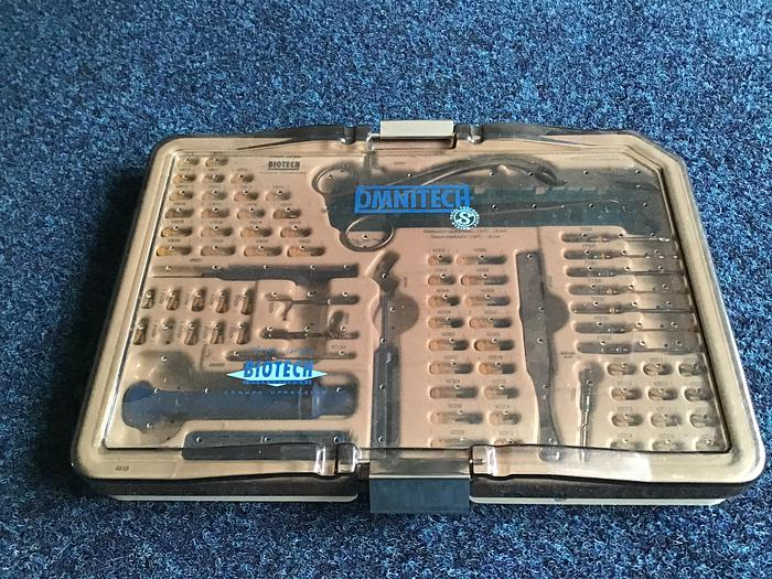 Omnitech Orthopaedic Instrument Set