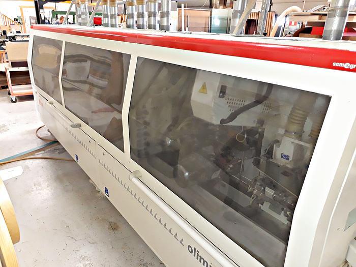 Used SCM Olimpic K800 - 2012