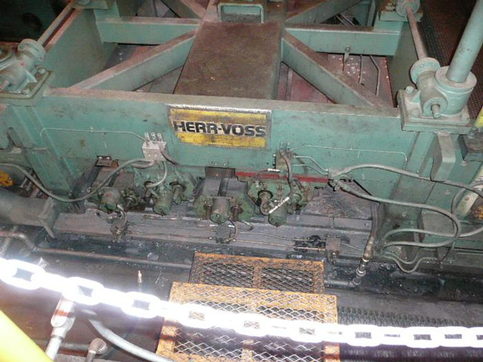 "60"" Stamco - Hunter Aluminum Tension Leveling Line: TLL-180"