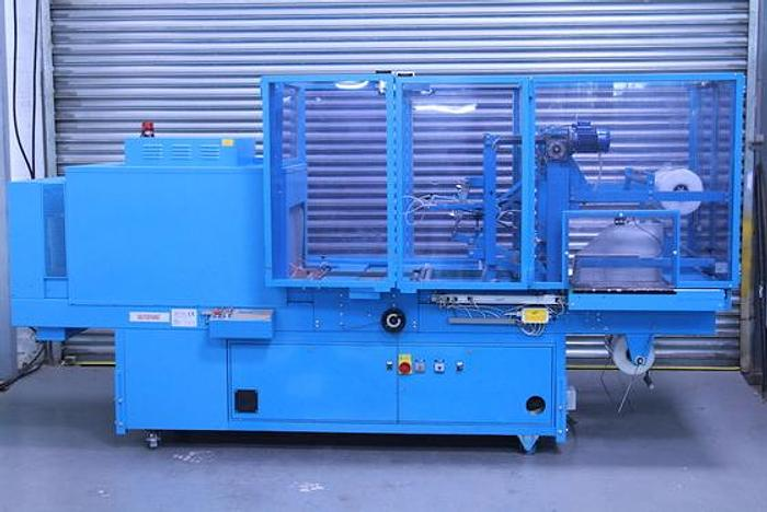 Used OMG AUTOFARD 600C Automatic Shrink Wrapping Machine