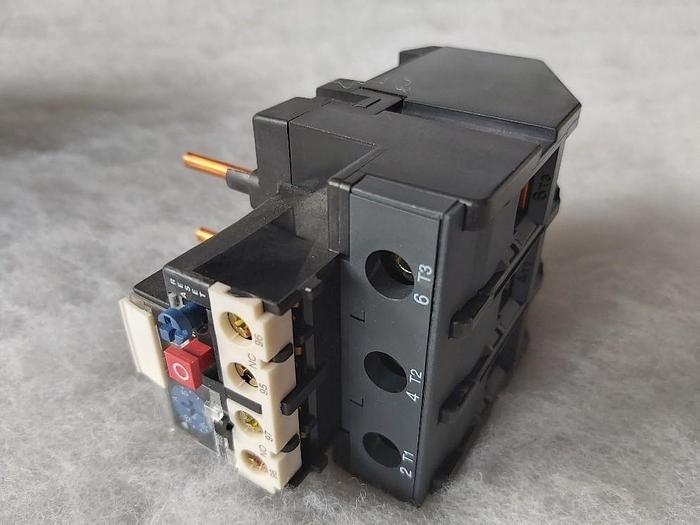 Motorschutzrelais,  LR2 D3555, Telemechanique,  neu