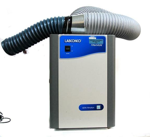 Used Labconco 3970000 FilterMate Portable Exhauster w/ HEPA Filter  (7450)W