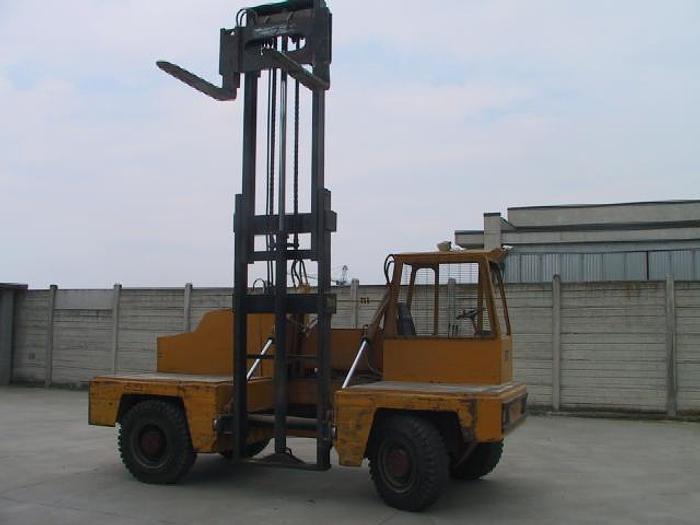 Usata Carrello elevatore laterale SCS portata 30 q.li