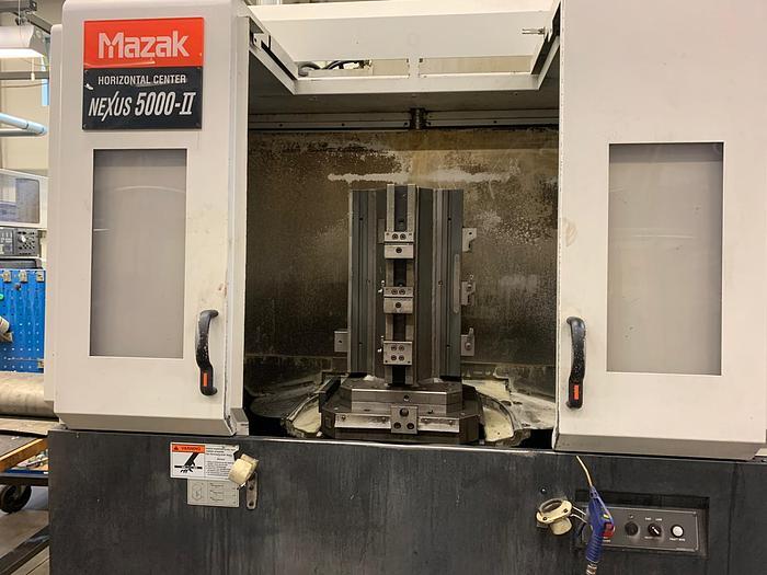 Used MH23 -  Mazak HCN 5000 II
