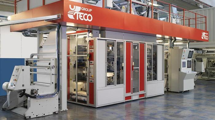 NEW Uteco Quarz Flexo Printer