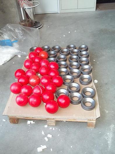 Used BALLS ø 120 mm