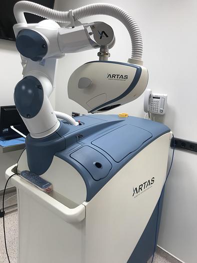 Used 2017 Resttoration Robotics Inc, USA Artas Robot 9X