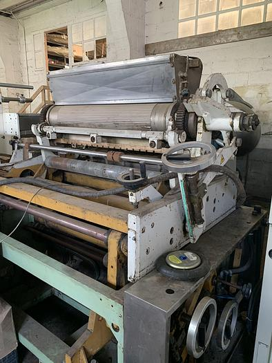Used Biscuit Depositor