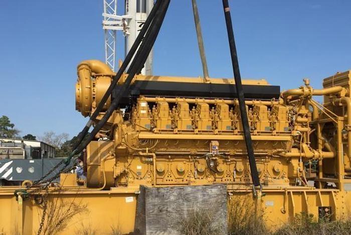 Caterpillar C280-16 New engine 2013 built