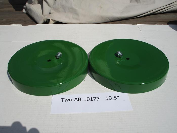 """Refurbished AD10177 Refurbished 10 1/2"""" Depth Bands for John Deere 71 and Yetter 71 series Planters"""