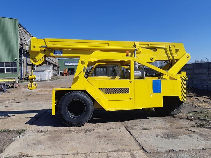 Dźwig hydrauliczny ORMIG 120I