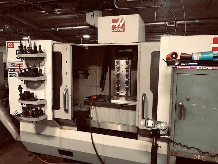 2010 Haas ES-5 Horizontal Machining Center